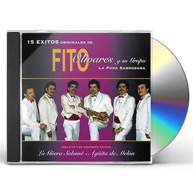 Fito Olivares 15 EXITOS ORIGINALES CD