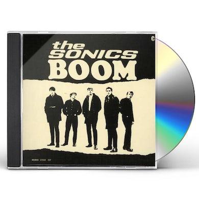 Sonics BOOM CD