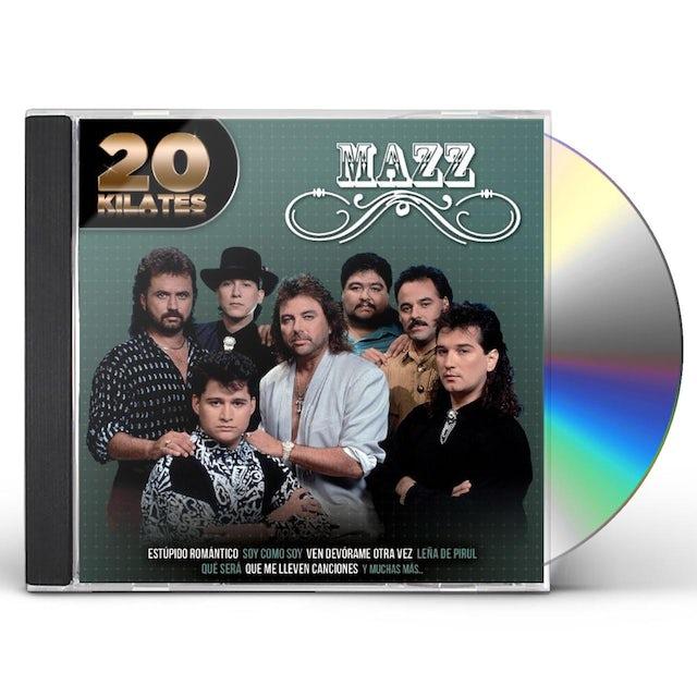 Mazz 20 KILATES CD