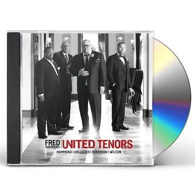 Fred Hammond UNITED TENORS HAMMOND HOLLISTER ROBERSON WILSON CD