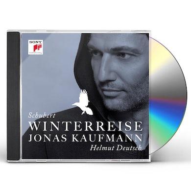 Jonas Kaufmann SCHUBERT/WINTERREISE CD
