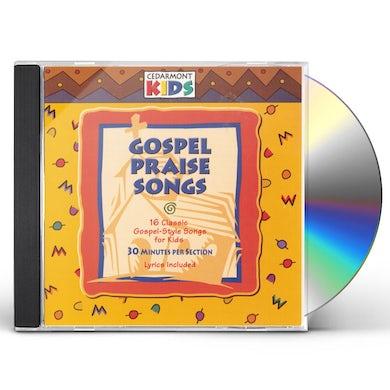 Cedarmont Kids GOSPEL PRAISE SONGS CD