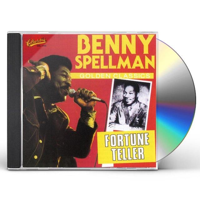 Benny Spellman