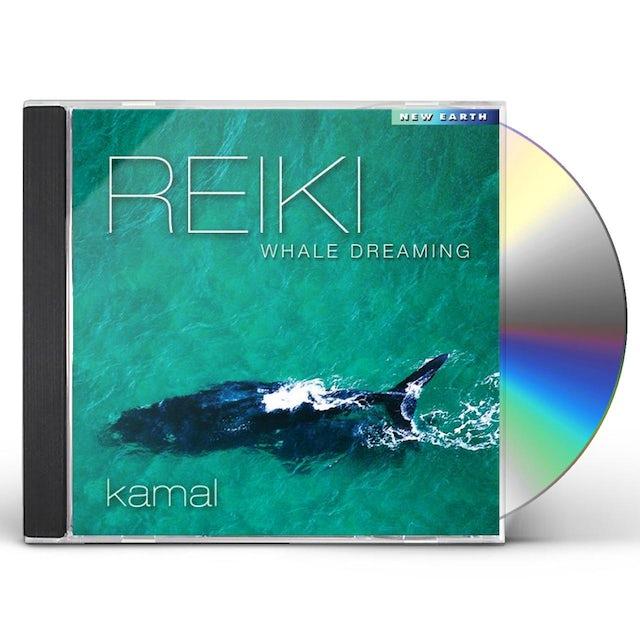 Kamal REIKI WHALE DREAMING CD