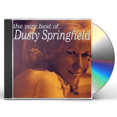 Dusty Springfield VERY BEST OF CD