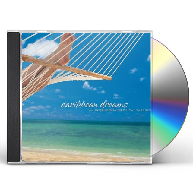 David Arkenstone CARIBBEAN DREAMS: INSTRUMENTAL TROPICAL PARADISE CD