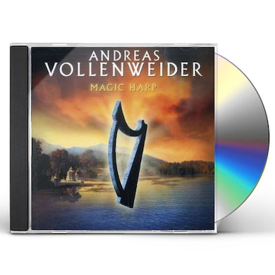 Andrea Vollenweider MAGIC HARP: THE VERY BEST OF CD