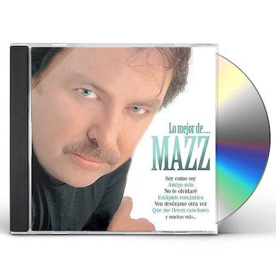 Mazz LO MEJOR DE CD