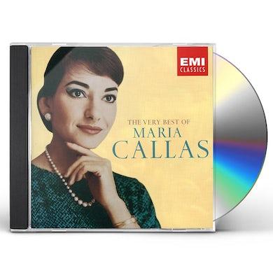 Maria Callas VERY BEST OF CD