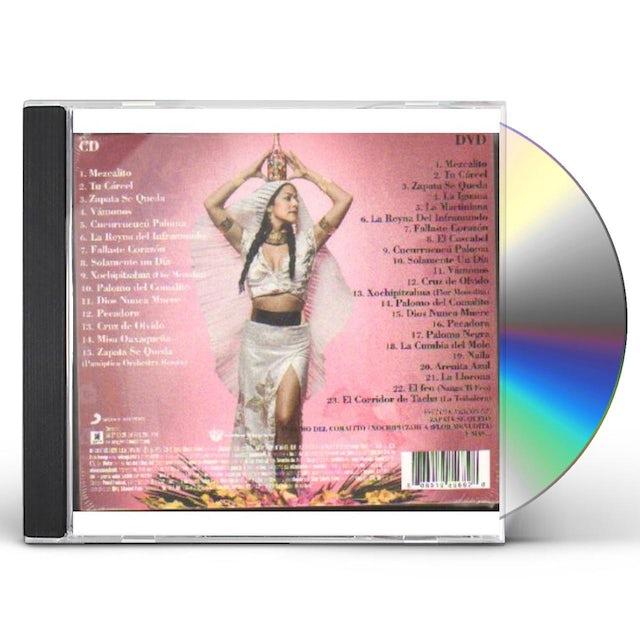 Lila Downs PECADOS Y MILAGROS CD