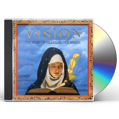 Hildegard von Bingen VISION CD