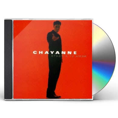 CHAYANNE ATADO A TU AMOR CD