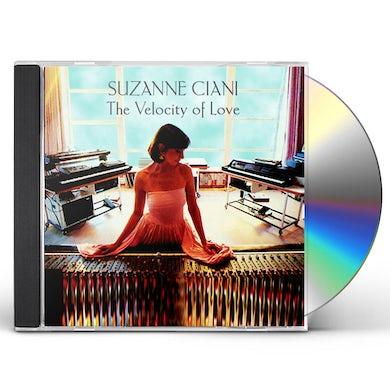 Suzanne Ciani  VELOCITY OF LOVE CD