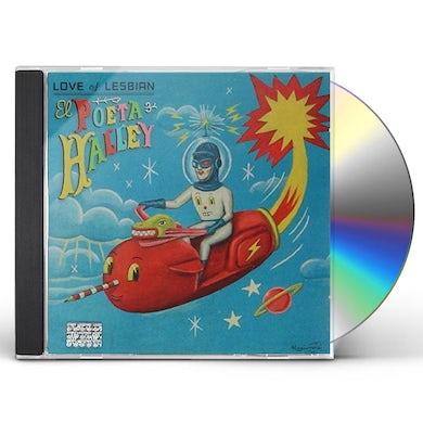 Love of Lesbian EL POETA HALLEY CD