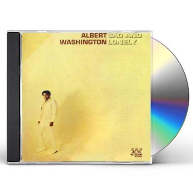 Albert Washington SAD & LONELY CD