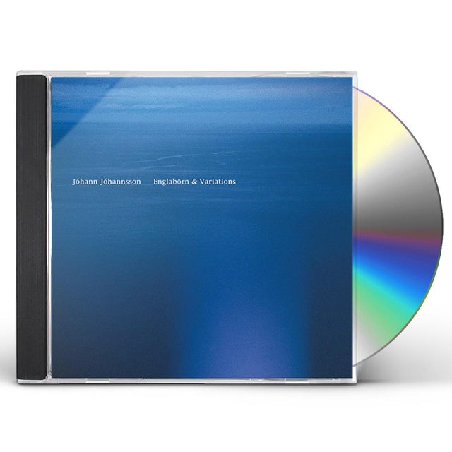 Johann Johannsson ENGLABORN & VARIATIONS CD