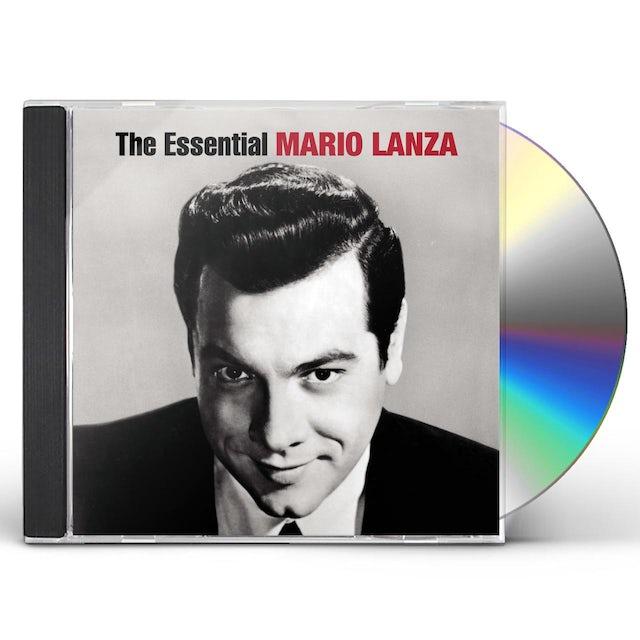 ESSENTIAL MARIO LANZA CD