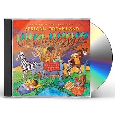 Putumayo Kids Presents AFRICAN DREAMLAND CD