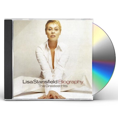 Lisa Stansfield BIOGRAPHY THE GREATEST HITS CD