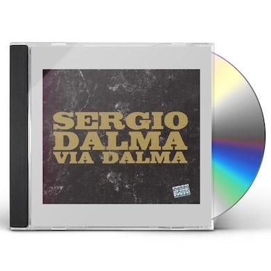 Sergio Dalma TODO VIA DALMA CD