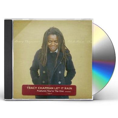 Tracy Chapman LET IT RAIN (INTERNATIONAL ALBUM) CD