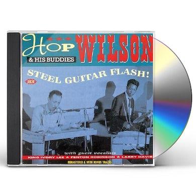 Hop Wilson STEEL GUITAR FLASH!PLUS CD