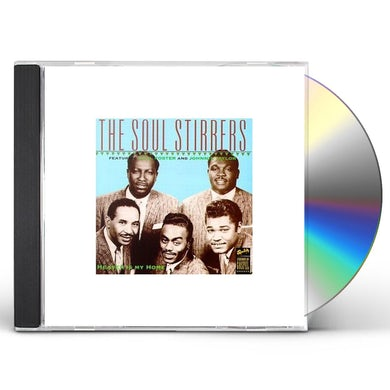 Soul Stirrers HEAVEN IS MY HOME CD
