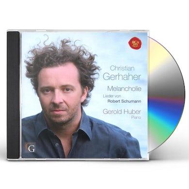 Christian Gerhaher SCHUMANN: LIEDER CD