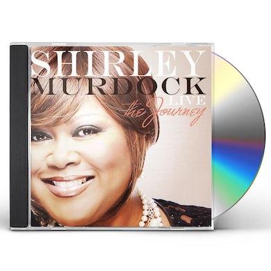 Shirley Murdock LIVE: THE JOURNEY CD