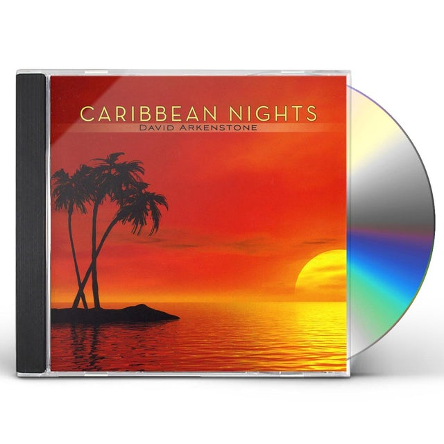 David Arkenstone CARIBBEAN NIGHTS CD