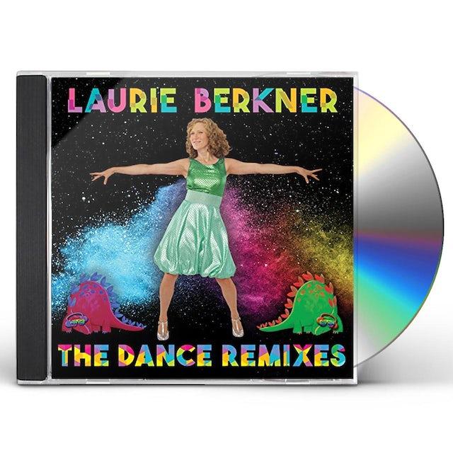 Laurie Berkner DANCE REMIXES CD