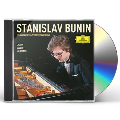 Stanislav Bunin DEUTSCHE GRAMMOPHON RECORDINGS CD