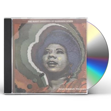 MANY GROOVES OF BARBARA LEWIS CD