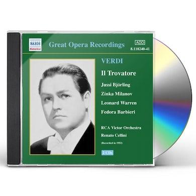 G. Verdi IL TROVATORE CD