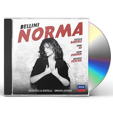 Cecilia Bartoli NORMA CD