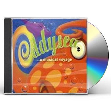David Arkenstone ODDYSEA CD