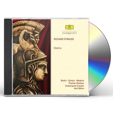 Karl Bohm STRAUSS: ELEKTRA CD