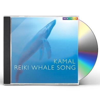Kamal REIKI WHALE SONG CD