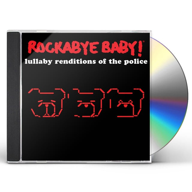 Rockabye Baby LULLABY RENDITIONS OF THE POLICE CD