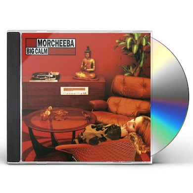 Morcheeba BIG CALM CD