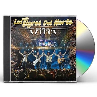 Los Tigres Del Norte   DESDE EL AZTECA CD