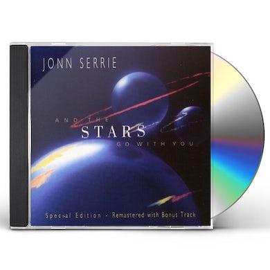 Jonn Serrie AND THE STARS GO WITH YOU CD