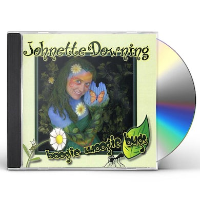 Johnette Downing BOOGIE WOOGIE BUGS CD