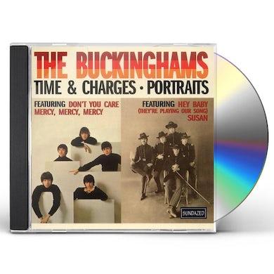 Buckinghams TIME & CHANGES / PORTRAITS CD