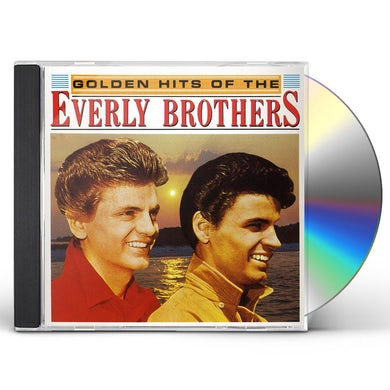 The Everly Brothers GOLDEN HITS CD