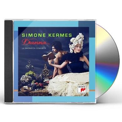 Simone Kermes DRAMMA CD