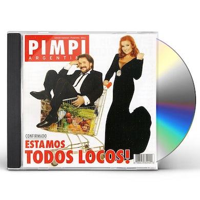 ESTAMOS TODOS LOCOS CD