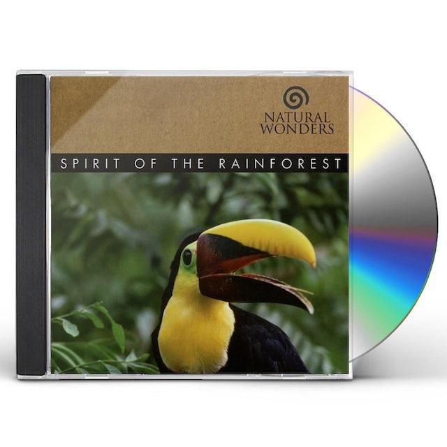 David Arkenstone SPIRIT OF THE RAIN FOREST CD