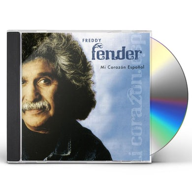 Freddy Fender MI CORAZON ESPANOL CD