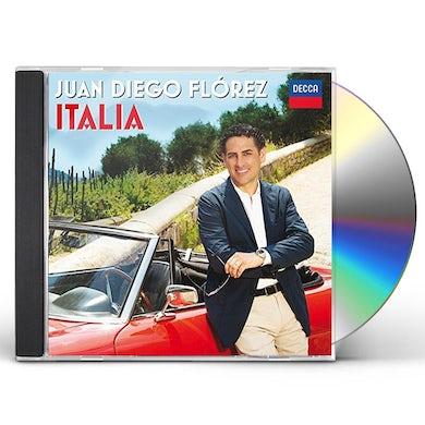 Juan Diego Florez ITALIA CD